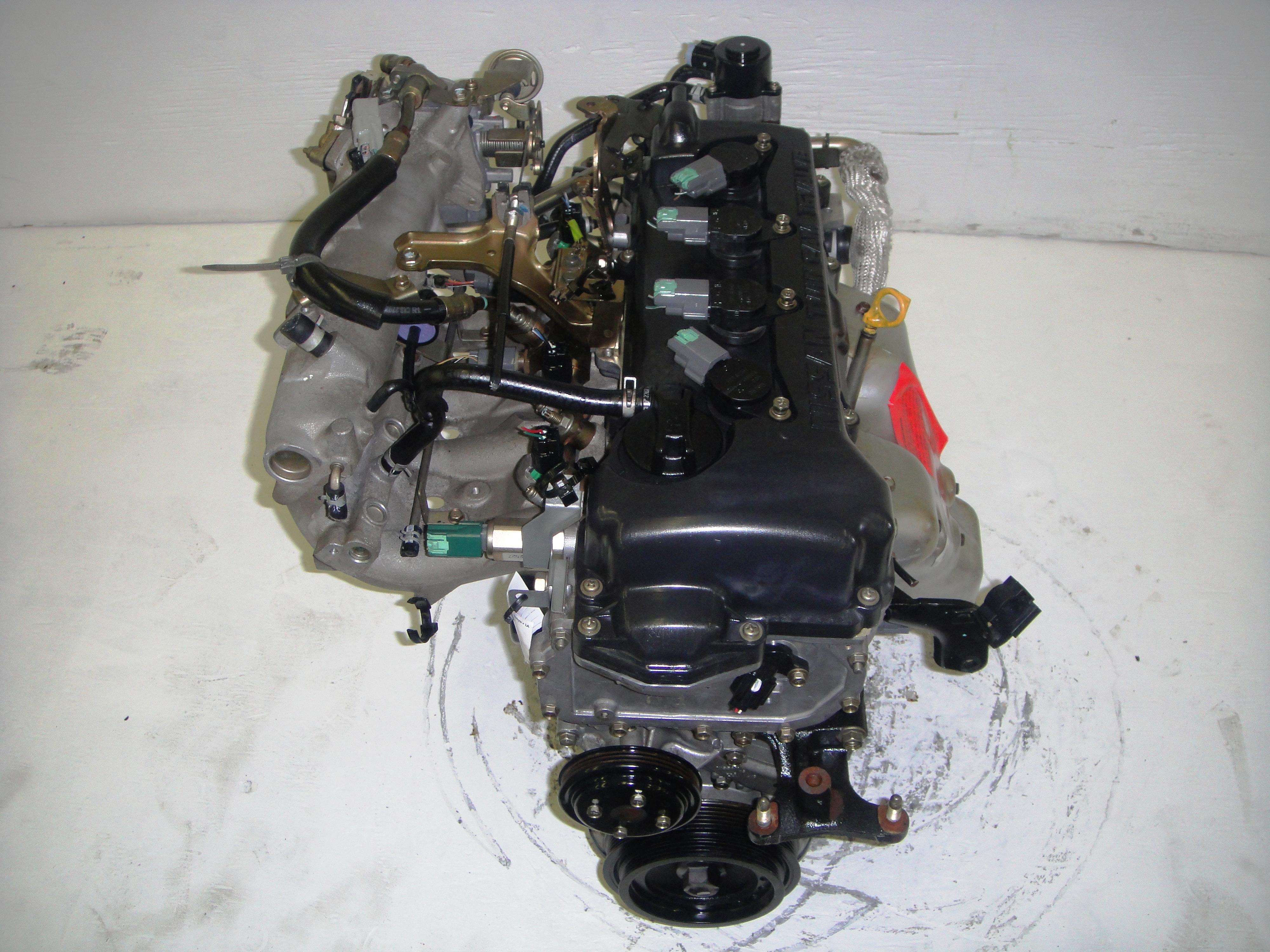 nissan sentra qgde  liter  japanese engine jdm engine ebay